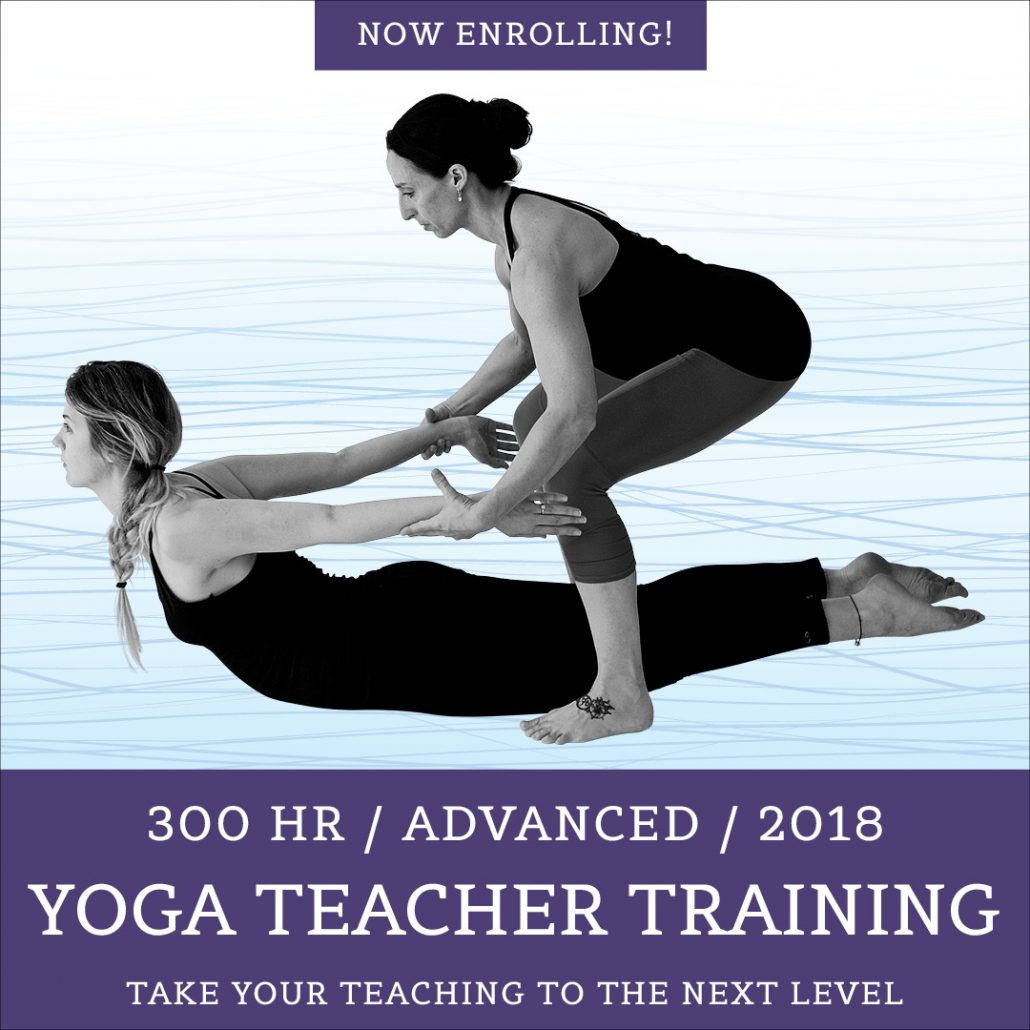 300HR Yoga Teacher Training
