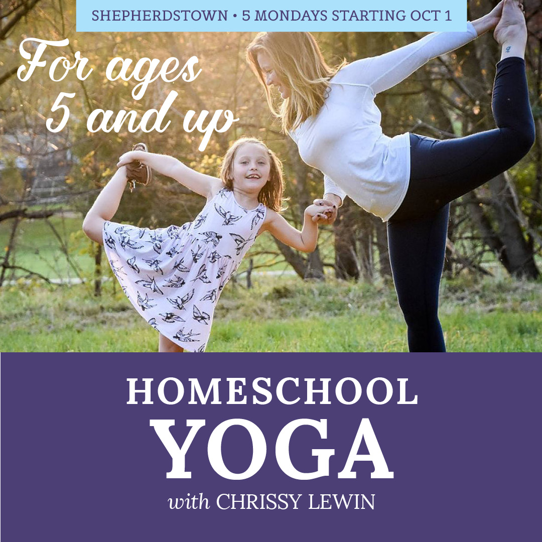 Jala Homeschool Yoga