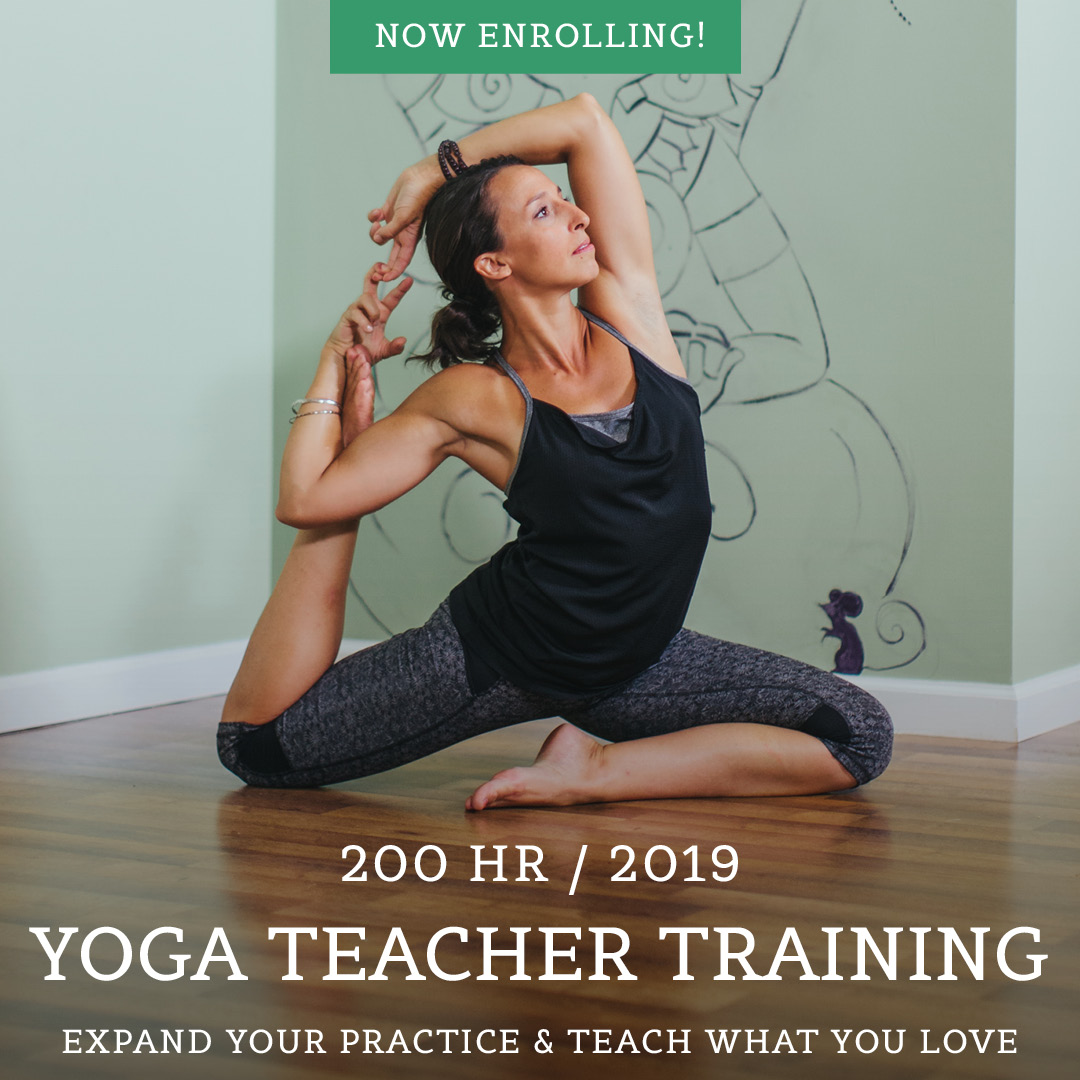 200 HR Yoga Teacher Training