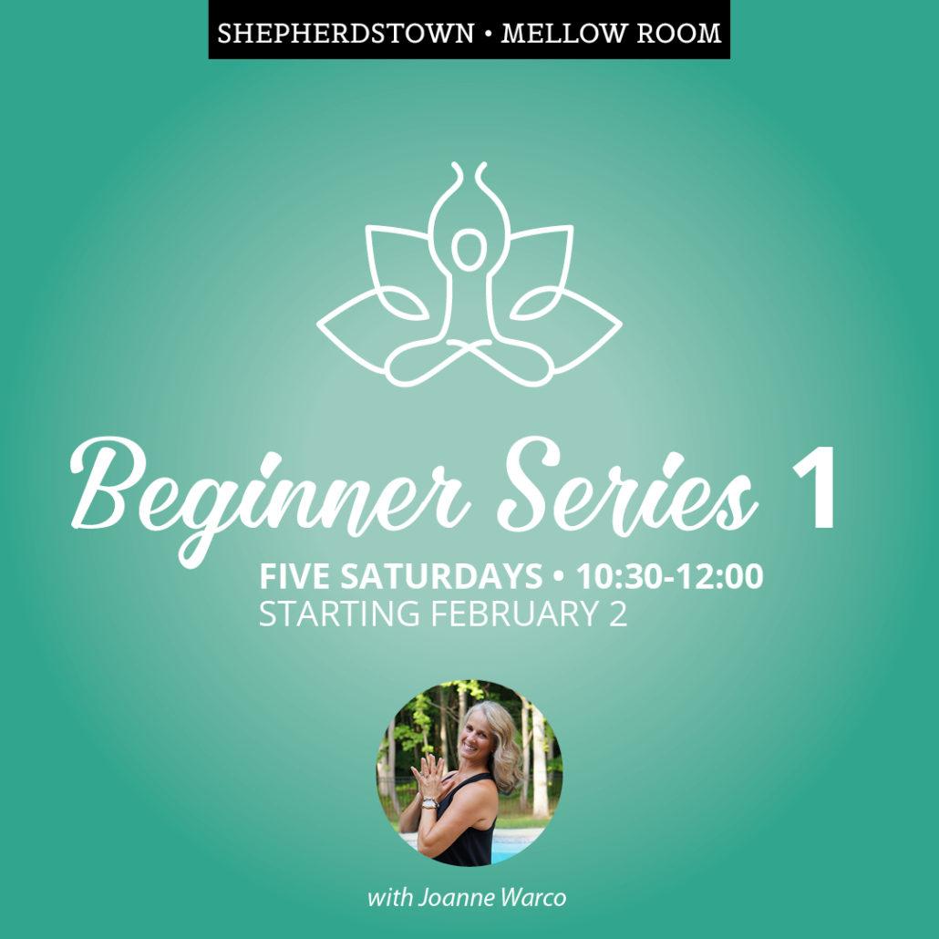 Beginner Series Shepherdstown
