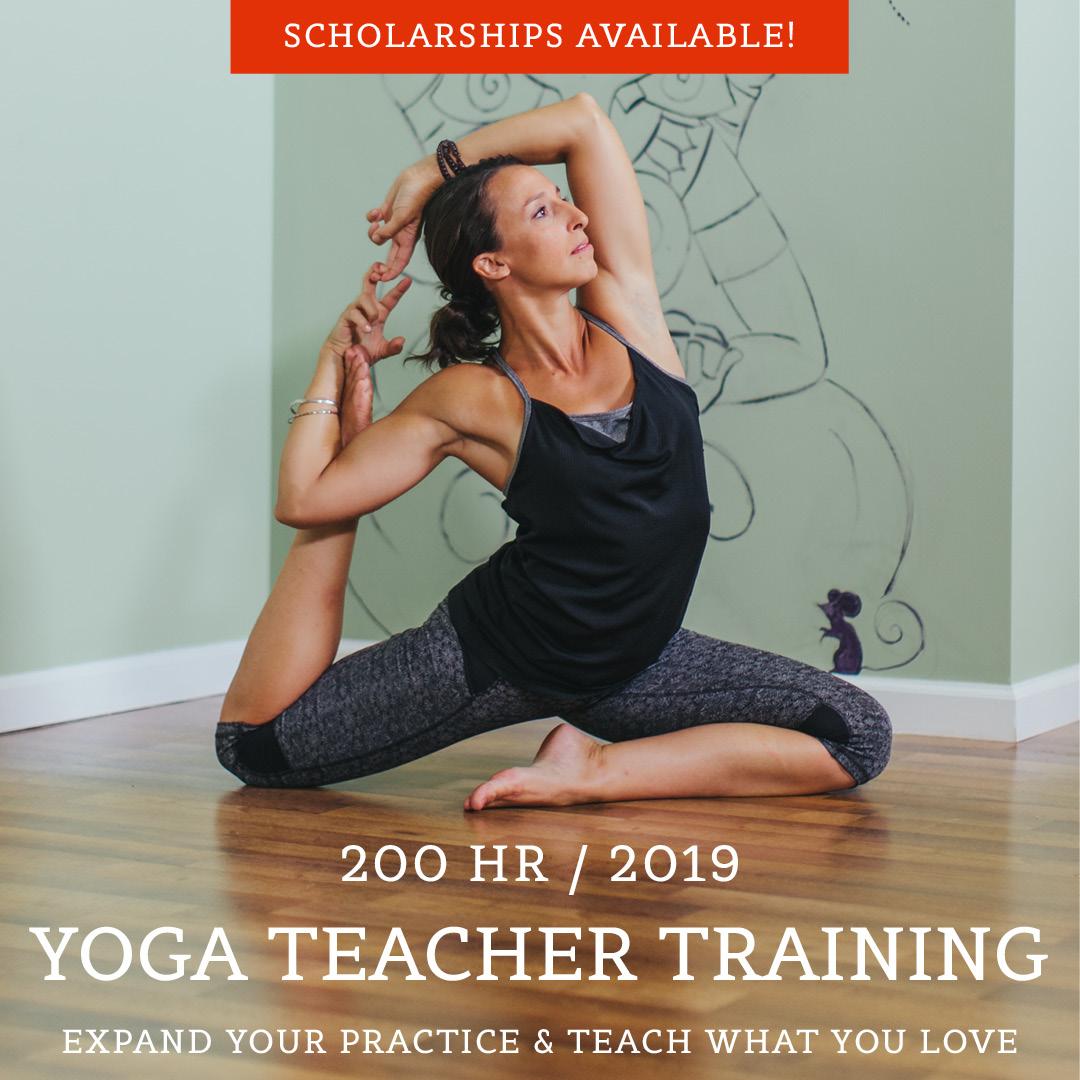 200HR Teacher Training