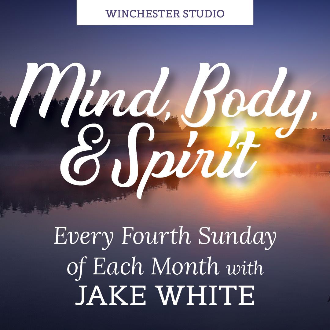 Jake White Meditation