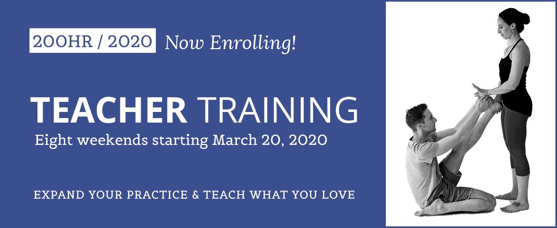 200HR Teacher Training 2020